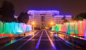 Sights of Tajikistan