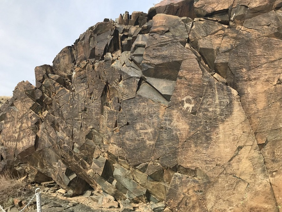 Tour to Tamgaly Rock Carvings