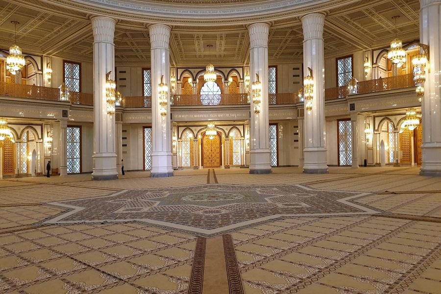 Turkmenbashi Ruhy Mosque (2)