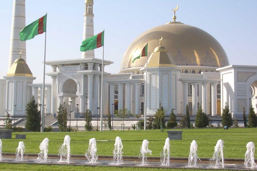 Turkmenbashi Ruhy Mosque (3)