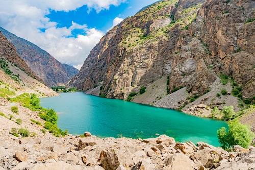 where you should go in Tajikistan