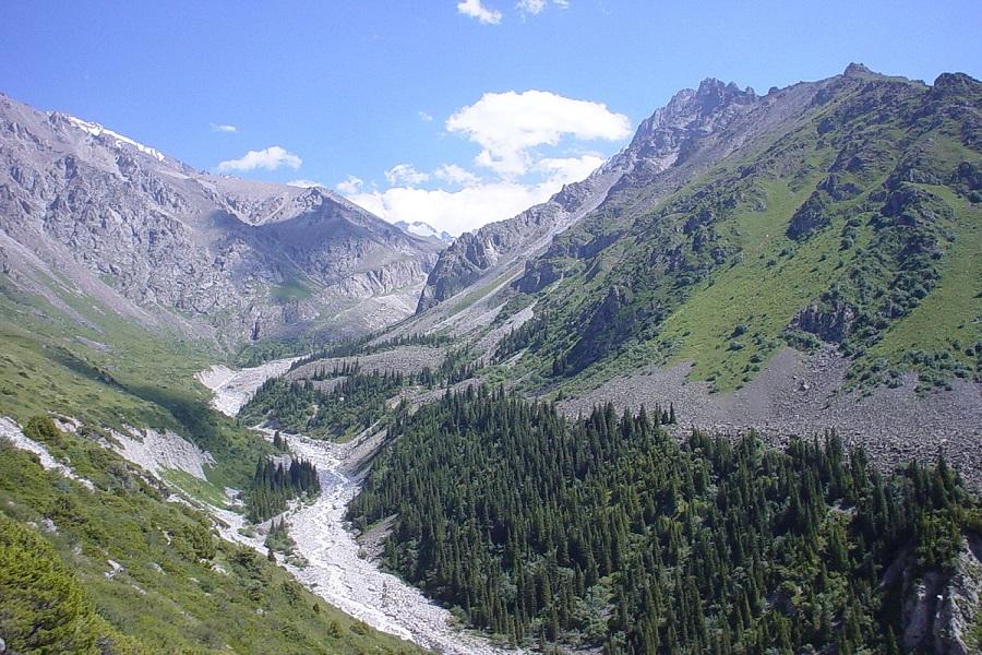 Nature of Kyrgyzstan (2)