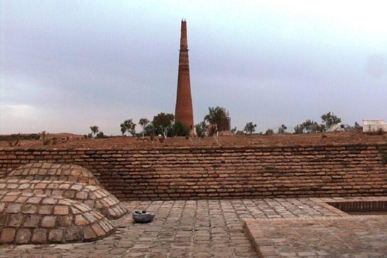 Turkmenistan Ancient Tour