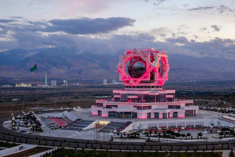 Turkmenistan Group Tour