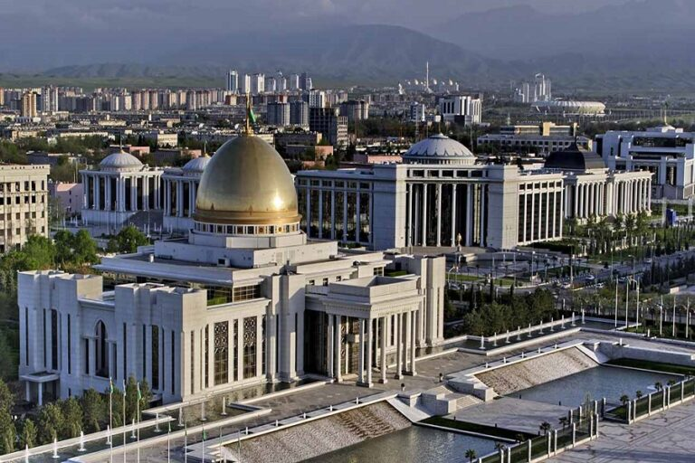 Turkmenistan Private Tour
