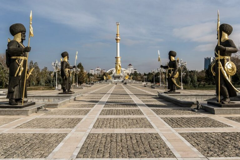 What to expect on a trip to Turkmenistan