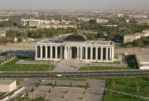 turkmenistan holiday packages