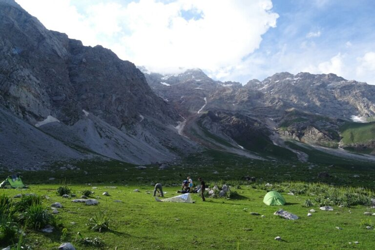 Camping_Arslanbob_Kyrgyzstan