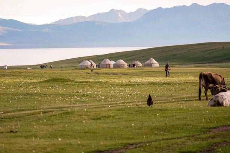Horse Riding Tour in Kyrgyzstan