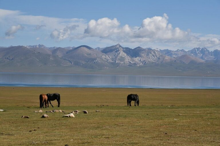 Hyrgyzstan Highlights Tour