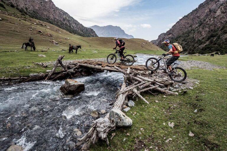 Kyrgyzstan Biking Tour
