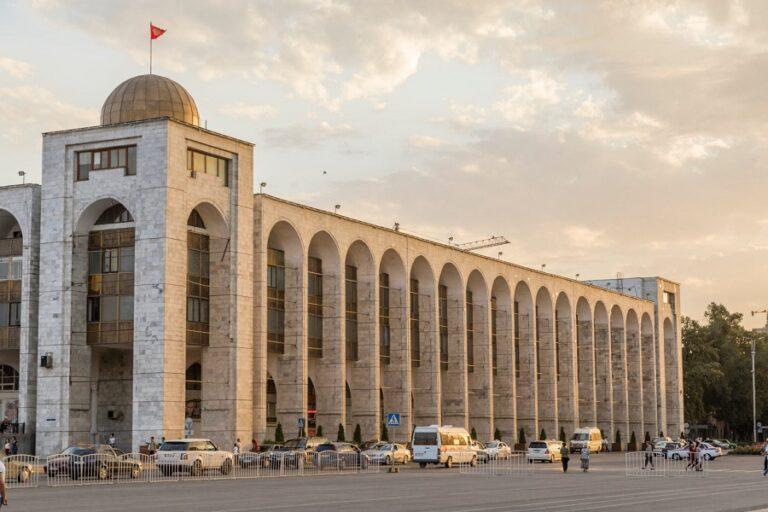 Kyrgyzstan Classik Tour