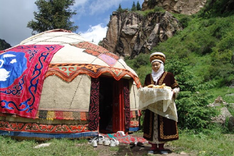 Kyrgyzstan Cultural Tour
