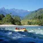 Kyrgyzstan River Rafting Tour
