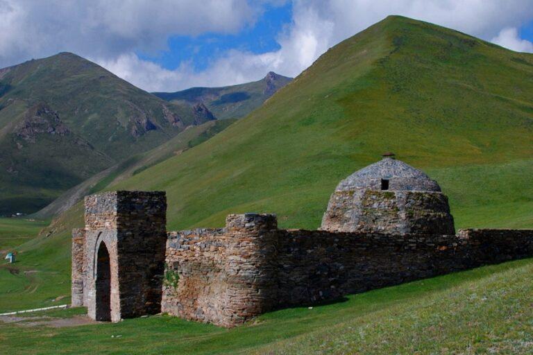 Tash Rabat, Kyrgyzstan (1)