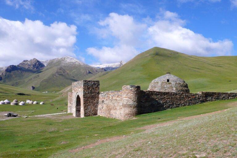 Tash Rabat, Kyrgyzstan (3)