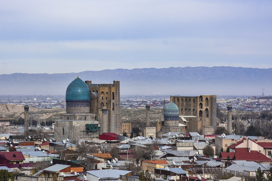 Central Asia Tour by Road