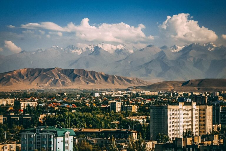 Central Asian Express Tour