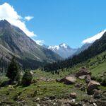 Trecking Tour to Ala-Archa National Park